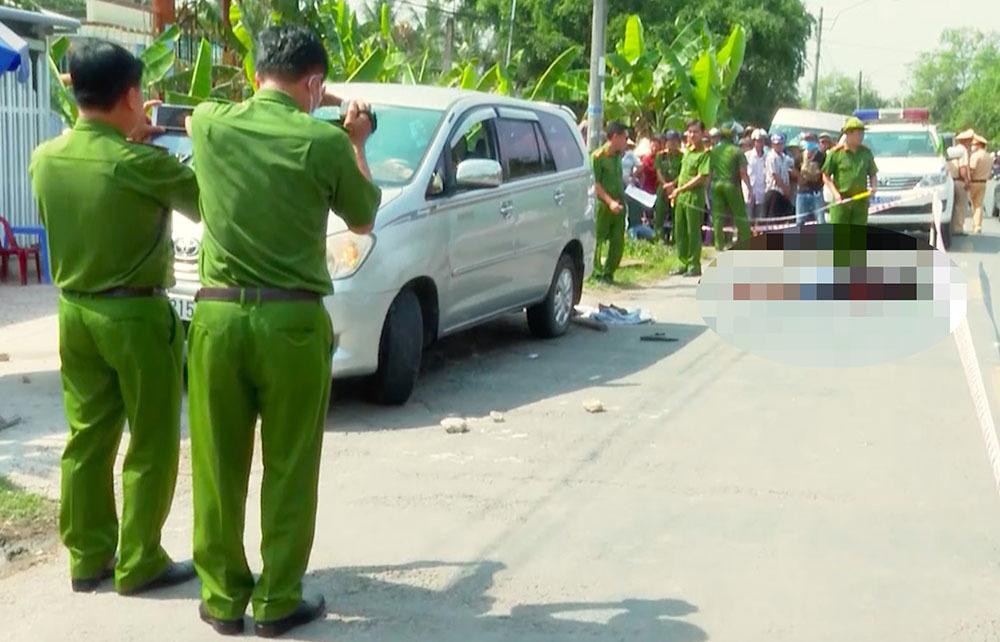 Thêm tình tiết vụ chồng đâm chết người khi giải cứu vợ bị bắt cóc