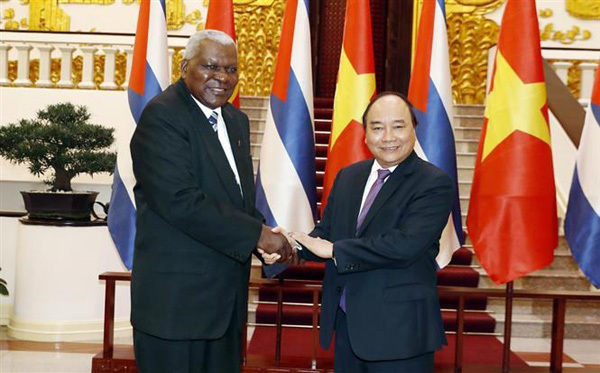 Vietnam-Cuba relations,cuba