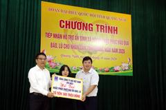 PV GAS ủng hộ 500 triệu đồng cho đồng bào tỉnh Quảng Ngãi