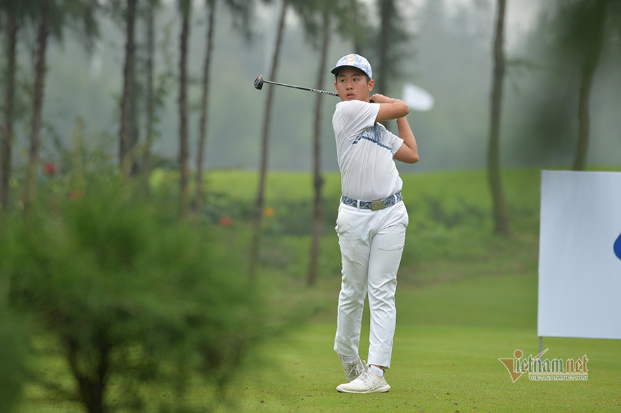 Vòng 2 FLC Vietnam Masters: Đỗ Hồng Giang dẫn đầu