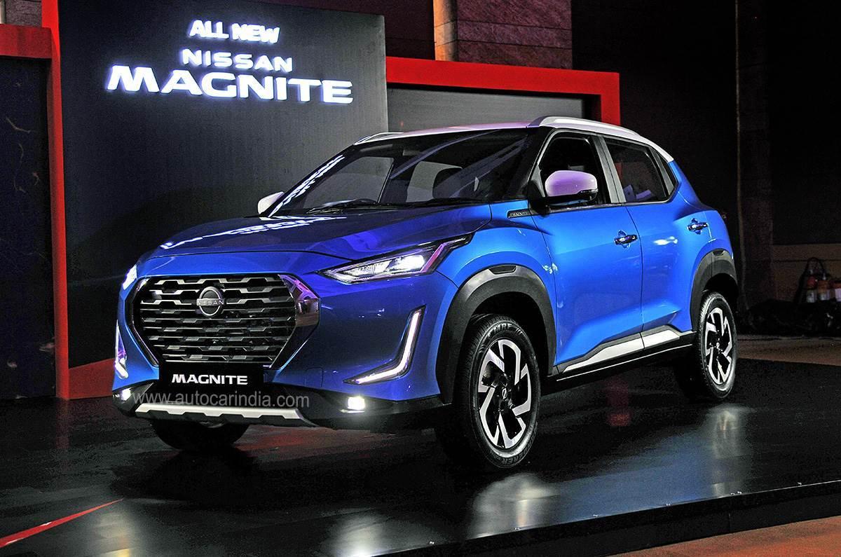 Nissan Magnite, đối thủ rẻ bằng một nửa Kia Seltos tại Ấn Độ