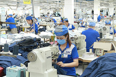 Thừa Thiên Huế: Tập trung phát triển công nghiệp hỗ trợ dệt may, da giày