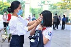 Bộ GD-ĐT yêu cầu thực hiện nghiêm 'Thông điệp 5K' để phòng dịch