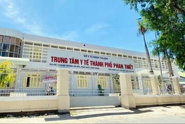 Khởi tố 5 lãnh đạo Trung tâm Y tế TP Phan Thiết