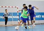 Vietnamese futsal team reconvene to prepare for AFC Futsal Championship 2020