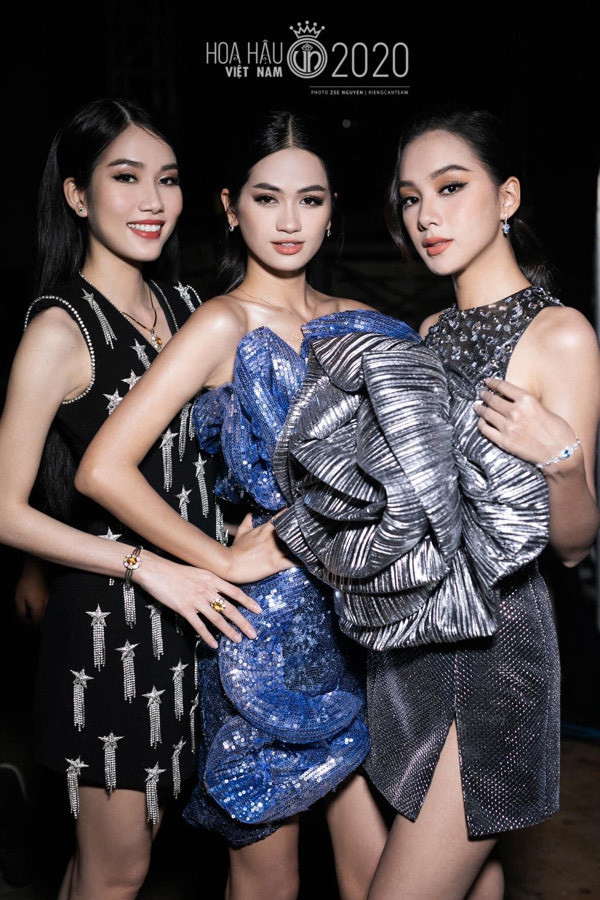 Top 10 HHVN Thu Phương: 'Hoa hậu không phải người đẹp, giỏi nhất'