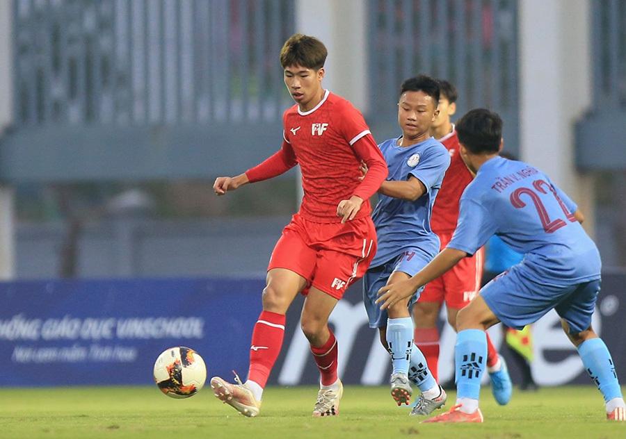 Xác định 6 đội vào tứ kết U17 cúp Quốc gia 2020