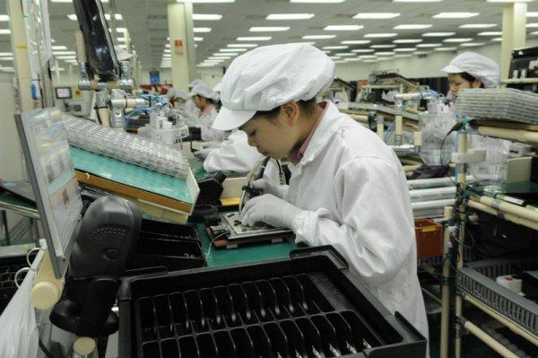 Vị trí doanh nghiệp Việt trong chuỗi cung ứng của Samsung