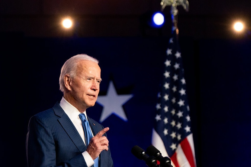 Ông Biden không vội vàng đối phó với Trung Quốc sau khi vào Nhà Trắng