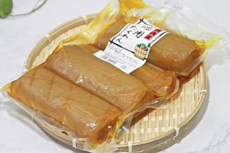 Dưa muối nhà giàu xách tay từ Nhật đắt ngang tôm hùm