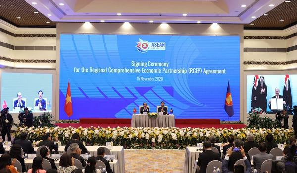 China-ASEAN Expo opens, featuring digital economy, RCEP