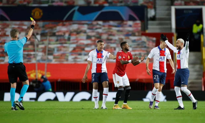 MU thua thảm PSG ở Old Trafford: Khi Solskjaer chính là điểm yếu