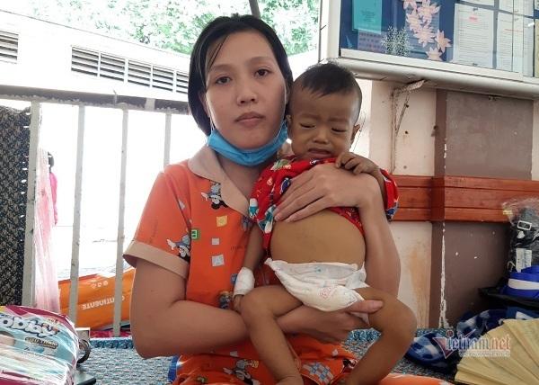 Xin giúp đứa trẻ bệnh tật, cần gấp 250 triệu đồng phẫu thuật ghép gan