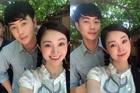 Chồng kém 5 tuổi của MC Thùy Linh VTV là diễn viên đóng 'Hồ sơ cá sấu'