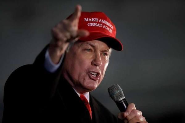 Đồng minh ông Trump đòi tẩy chay bỏ phiếu cho đảng Cộng hòa ở Georgia