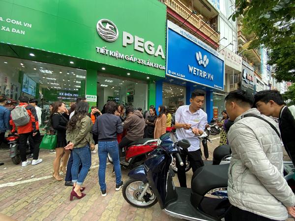 Hơn 1000 xe Pega-S được bán ngay ngày đầu ưu đãi khủng