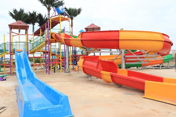 Sắp hoàn thành tổ hợp khu vui chơi giải trí dã ngoại tại Long An