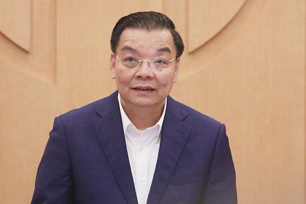 Dịch Covid-19 và lời hứa đầy quyết tâm của Chủ tịch Hà Nội thumbnail