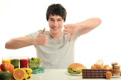 Tăng cân cho người gầy: chất lượng quan trọng hơn tốc độ