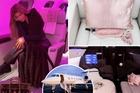Bên trong phi cơ riêng màu hồng trị giá 72,8 triệu USD của Kylie Jenner