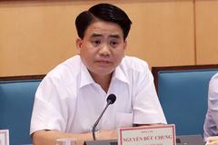 Ông Nguyễn Đức Chung bị đề nghị khai trừ ra khỏi Đảng