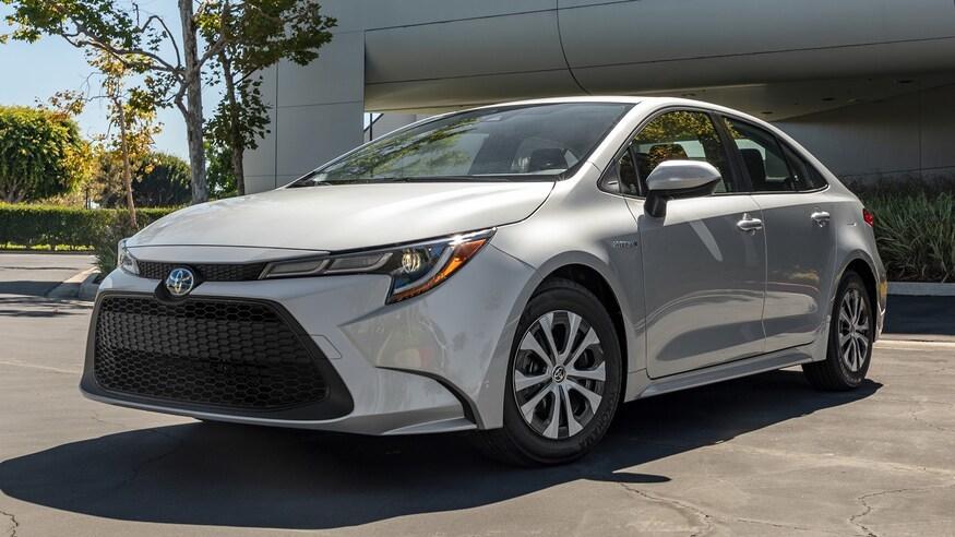 Những mẫu ô tô lai 2021 tiết kiệm nhiên liệu nhất theo chuẩn Mỹ