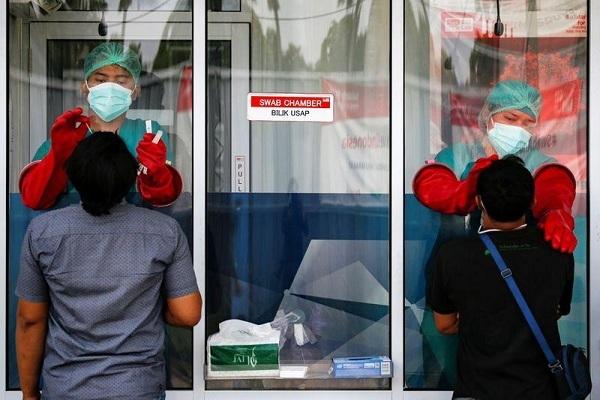 Người mắc Covid-19 tại Indonesia tăng mạnh, Iran vượt mốc triệu ca