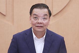 Dịch Covid-19 và lời hứa đầy quyết tâm của Chủ tịch Hà Nội