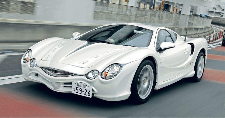 """Những chiếc siêu xe """"dị"""" nhất thế giới"""