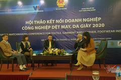 Tăng cường kết nối: Chìa khoá xây chuỗi cung ứng cho dệt may, da giày Việt Nam