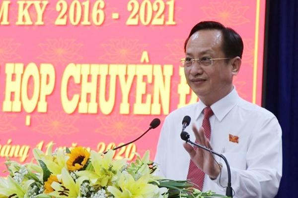 Thủ tướng phê chuẩn nhân sự tỉnh Bạc Liêu, Quảng Ngãi