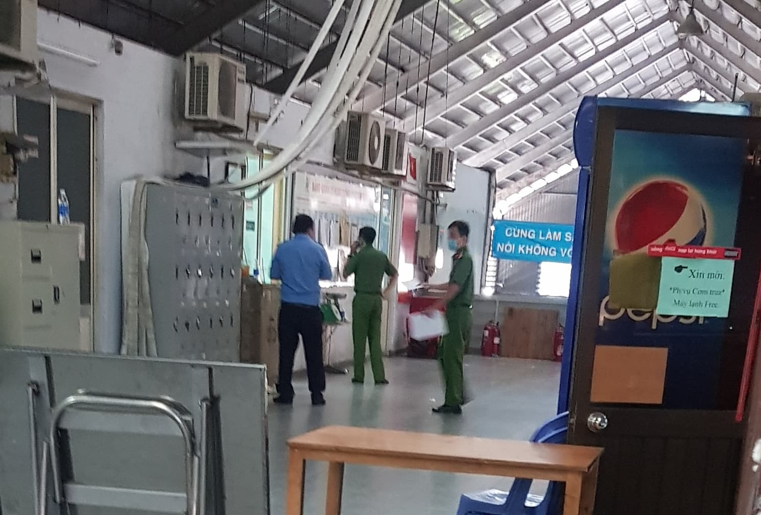 Nữ quản lý chợ Kim Biên bị đâm chết ngay nơi đông người