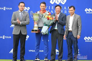 Đỗ Hồng Giang vô địch FLC Vietnam Masters 2020