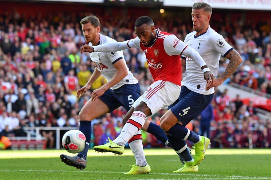 Xem trực tiếp Tottenham vs Arsenal ở kênh nào?
