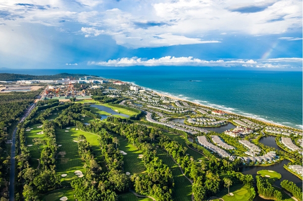 BĐS nghỉ dưỡng thu hút mạnh các nhà đầu tư Tây Nam Bộ