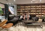 Thành Trung và vợ cựu tiếp viên hàng không ở penthouse 18 tỷ