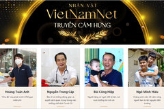 """VietNamNet khởi động bình chọn """"Nhân vật truyền cảm hứng 2020"""""""