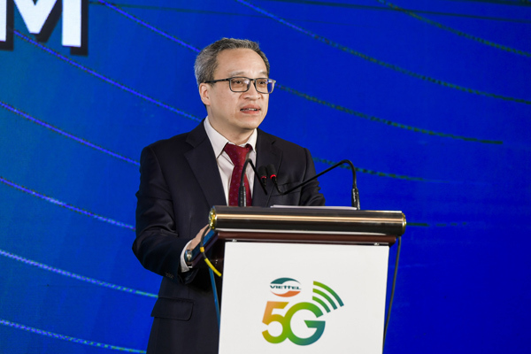 Viettel creates a 'push' to commercialize 5G networks in Vietnam