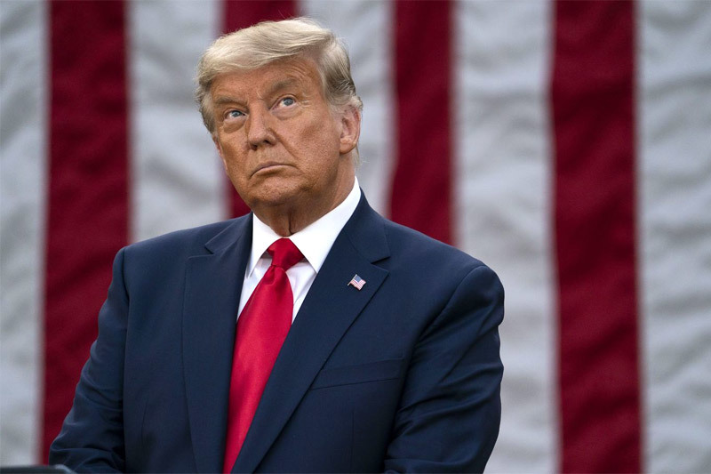 Ông Trump lại kiện đòi hủy kết quả bầu cử ở Pennsylvania