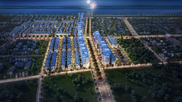 BĐS Sầm Sơn - 'mảnh đất hứa' hút nhà đầu tư