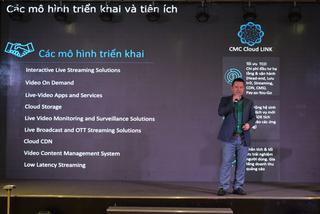 Tăng sức bật cho truyền hình OTT với nền tảng CMC Cloud Link