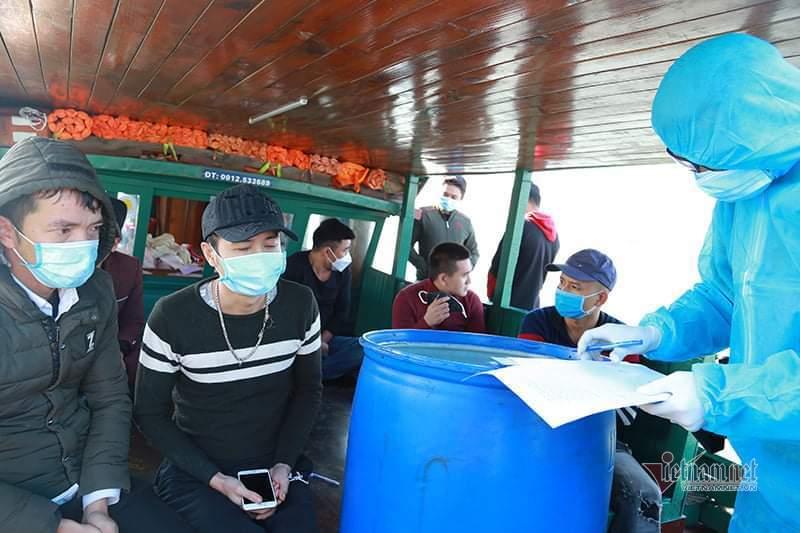 Tám người về từ Trung Quốc định trốn cách ly y tế ở Quảng Ninh thumbnail