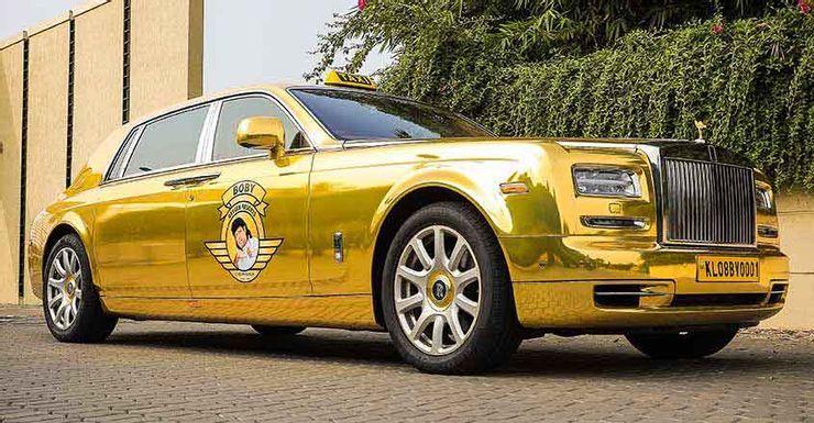 10 chiếc taxi sang chảnh nhất thế giới