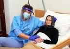 Virus corona đầu hàng trước cụ bà 99 tuổi