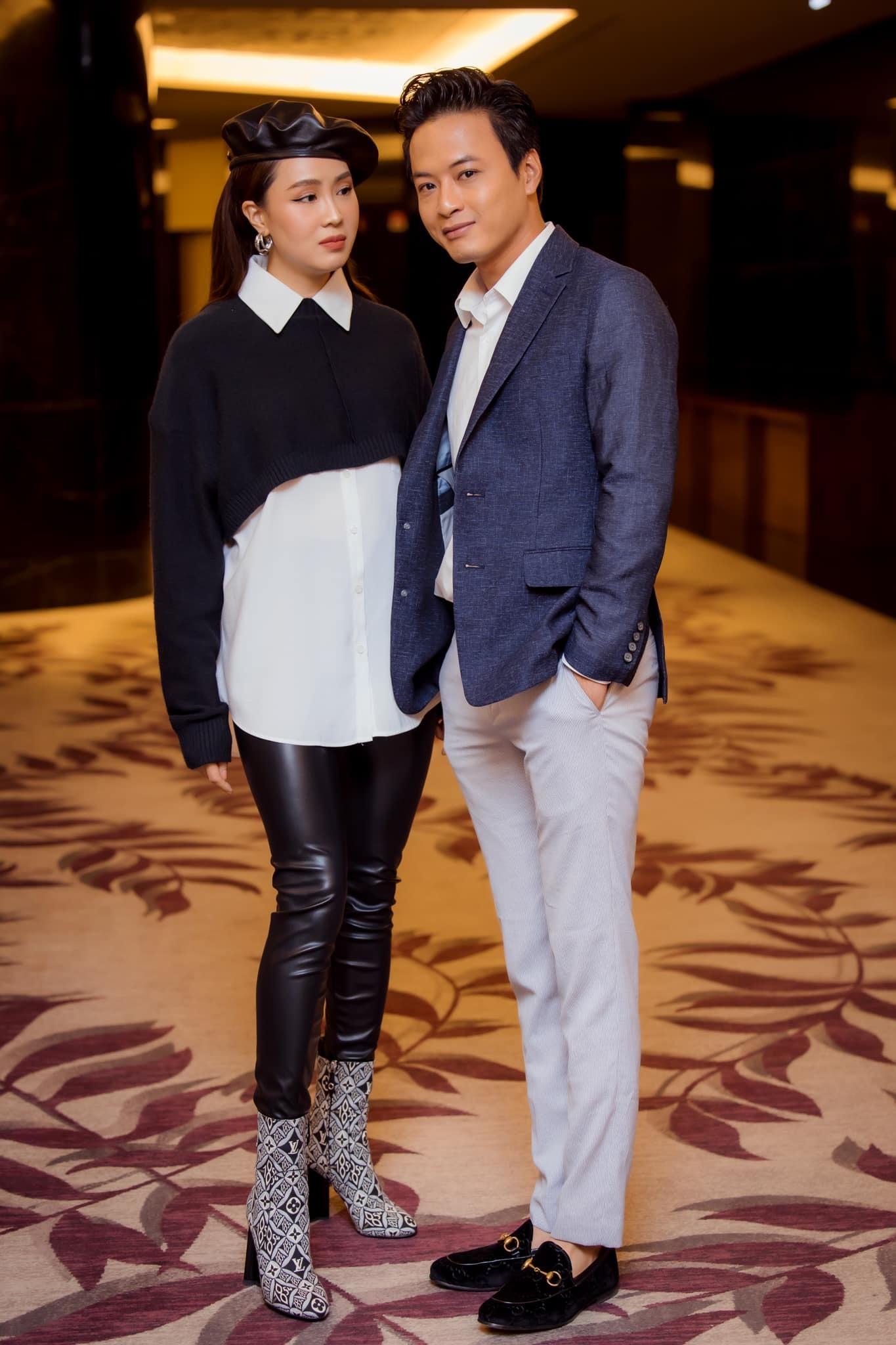 Hồng Đăng: 'Vợ tôi rất thích xem phim có Hồng Diễm'