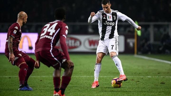 Trực tiếp Juventus vs Torino: Có Ronaldo có chiến thắng