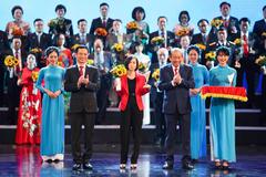 Trứng cá đen Caviar de Đuc nhận giải Thương hiệu Quốc gia Việt Nam 2020