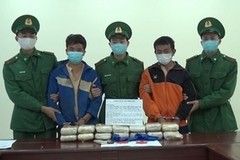 Two Laotian nationals caught in possession of significant drugs haul