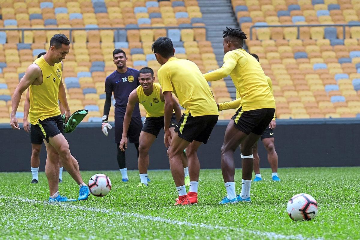 Malaysia rục rịch trở lại, chuẩn bị đấu tuyển Việt Nam