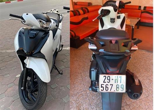 Honda SH 2015 biển số VIP độ lên đời 2019 giá đắt đỏ